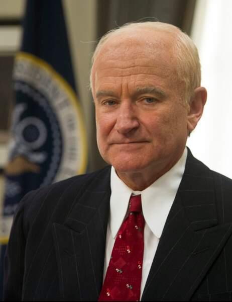 En 2013, il était un autre président, Dwight Eisenhower, dans Le Majordome de Lee Daniels
