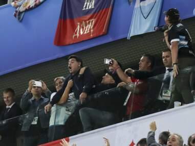 Mondial 2018 : Insultes, malaises... Diego Maradona dans un état second en tribunes