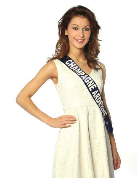 Miss Champagne Ardenne - Louise Bataille, 18 ans, 1m78