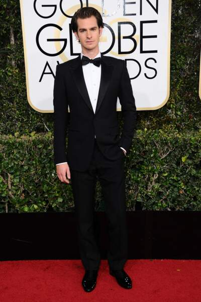 Golden Globes 2017 : Andrew Garfield