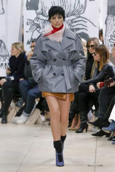 Fashion Week : défilé Miu Miu