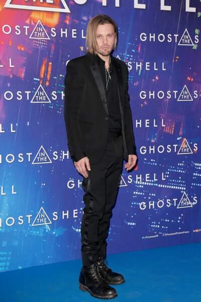 Avant-première de Ghost in the Shell : Michael Pitt