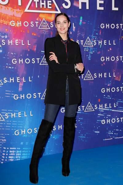 Avant-première de Ghost in the Shell : Camille Lou