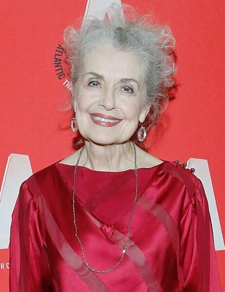 Mary Beth Peil, 74 ans, tient depuis 2009 le rôle de Jackie Florrick dans The good wife
