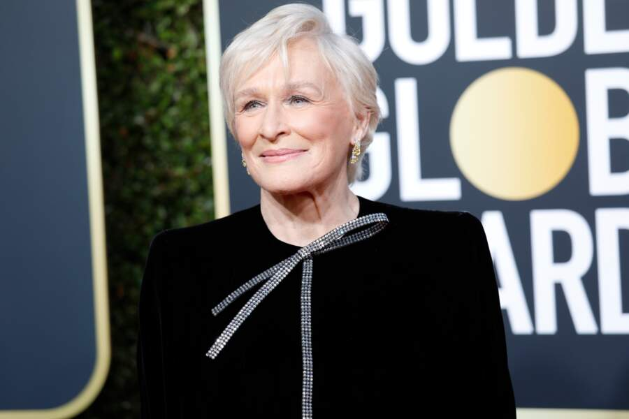 76ème cérémonie des Golden Globes : Glenn Close