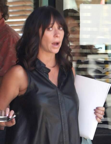 Jennifer Love Hewitt est ascensumophobie. Elle ne monte jamais...