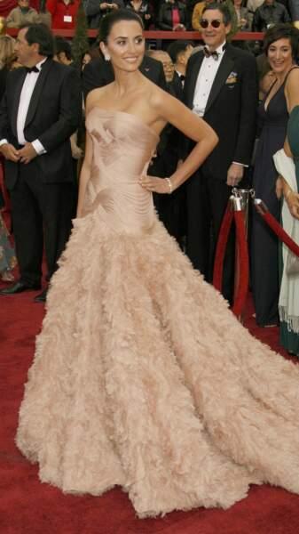 Si Penelope Cruz est très (trop ?) souvent canon