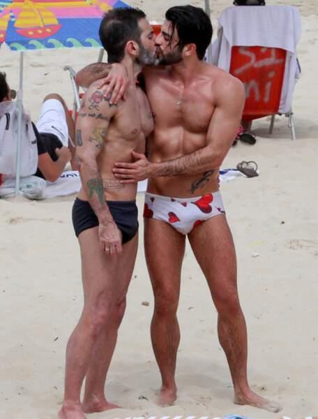 Marc Jacobs et Harry Louis