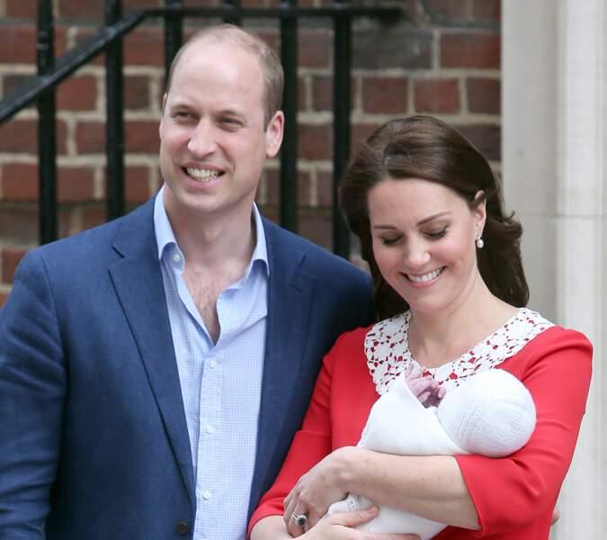 Ils sont très heureux depuis la naissance de leur troisième enfant