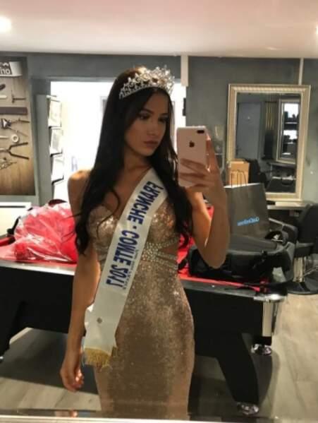 Election de Miss France 2018 - Mathilde Klinguer est Miss Franche-Comté 2017