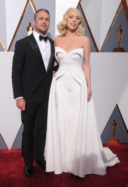 Taylor Kinney et Lady Gaga