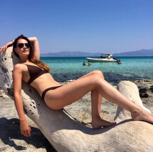 Election de Miss France 2018 - Caroline Lemée est Miss Bretagne 2017