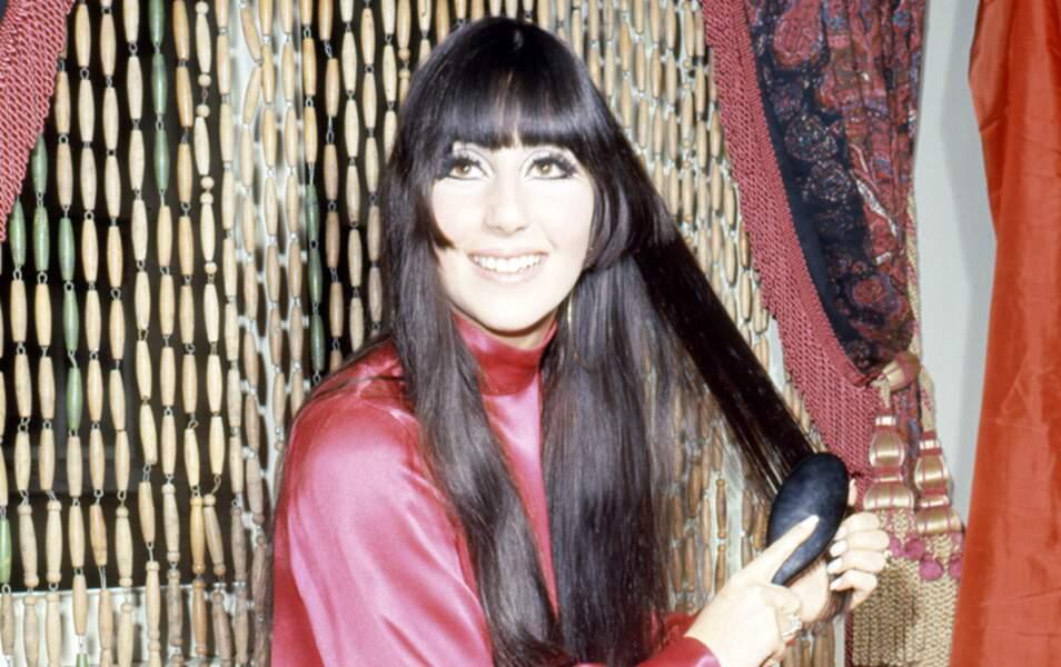 Cher, l'icône des 60's sur qui…