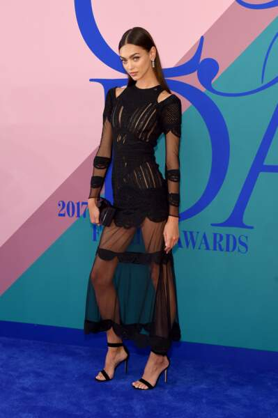 CFDA Fashion Awards 2017 - Le top Zhenya Katava