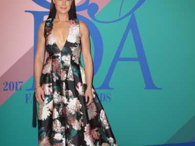 Heidi Klum ultra décolletée, Bella Hadid sublime, un top seins nus aux CFDA Awards