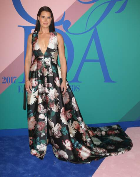 CFDA Fashion Awards 2017 - Brooke Shields