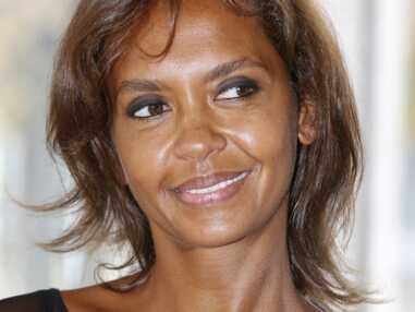 Karine Le Marchand très sexy au Festival du film d'Angoulême