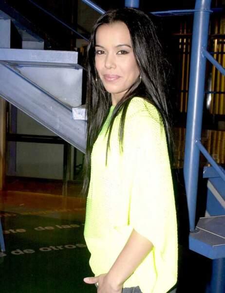 Beatriz Luengo en 2004