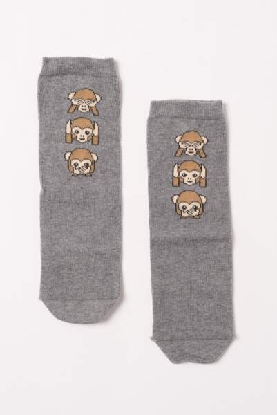 Chaussettes Subdued : 5€
