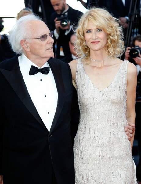 Laura Dern et son papa