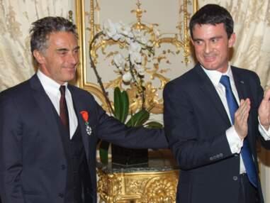 Gérard Holtz fait Chevalier de la Légion d'Honneur devant ses proches