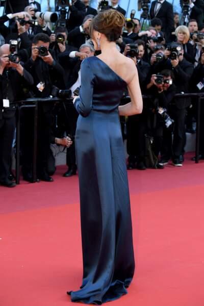 Do : Carla Bruni en Celine, de dos