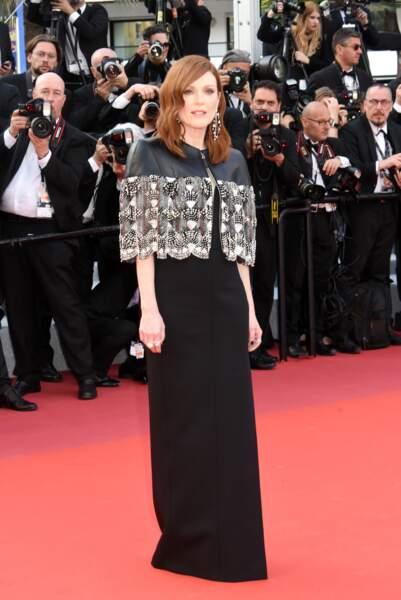 Do : Julianne Moore en Louis Vuitton