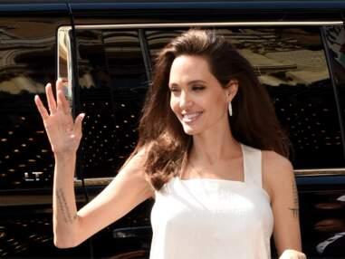 Angelina Jolie radieuse avec ses enfants au Festival International du Film de Toronto