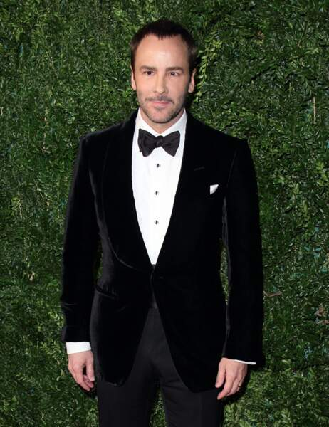 Le couturier Tom Ford