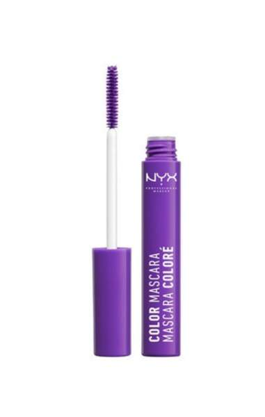 Ultra-Violet : Mascara purple, NYX Professional, 6,90 euros