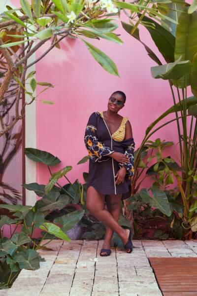 Violeta by Mango : des maillots grande taille stylés pour l'été