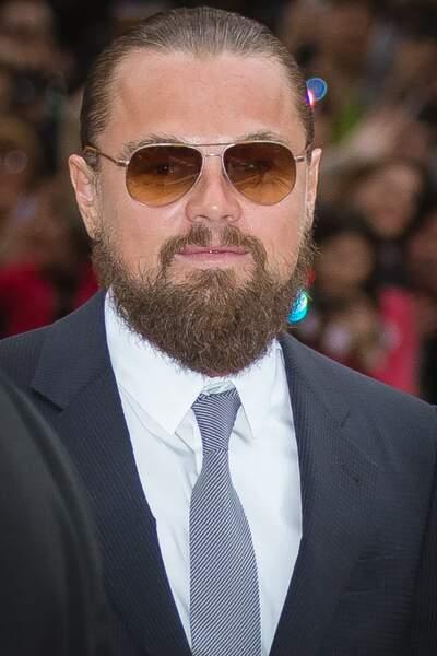 Leonardo DiCaprio très barbu : mmmmm bof.