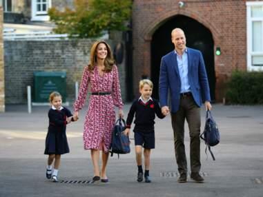 Princesse Charlotte : les images craquantes de sa première rentrée des classes