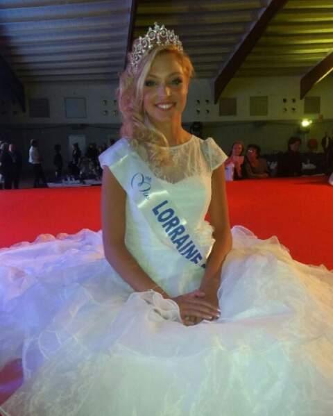 Election de Miss France 2018 - Cloé Cirelli est Miss Lorraine 2017