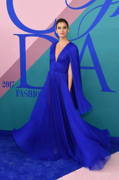 CFDA Fashion Awards 2017 - Sara Sampaio absolument sublime