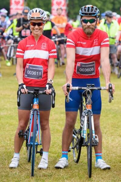 Pippa Middleton et son frère James