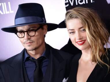 Johnny Depp et Amber Heard : première sortie en couple sur tapis rouge