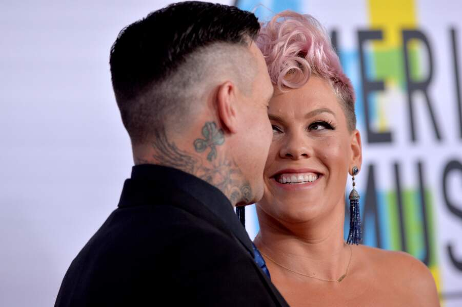 Pink et Carey Hart