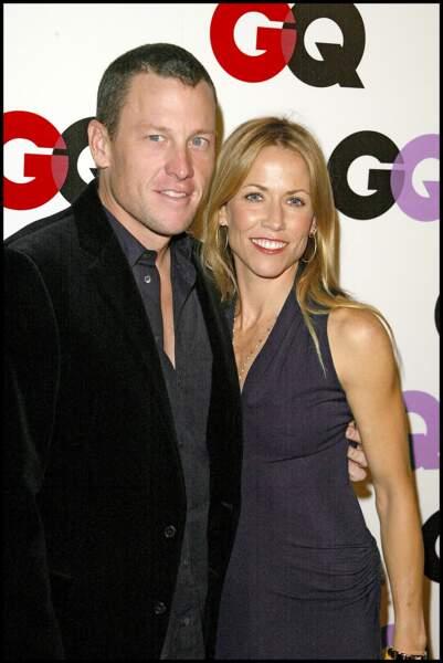 Lance Armstrong et Sheryl Crow