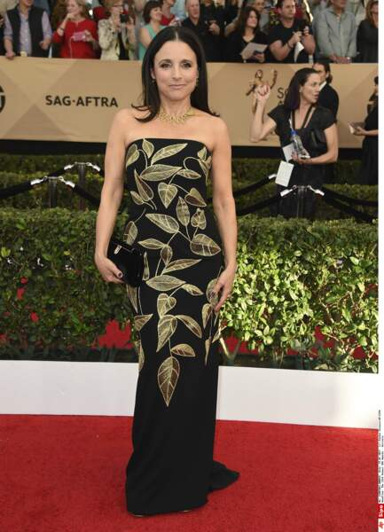 SAG Awards 2017 : Julia Louis-Dreyfus