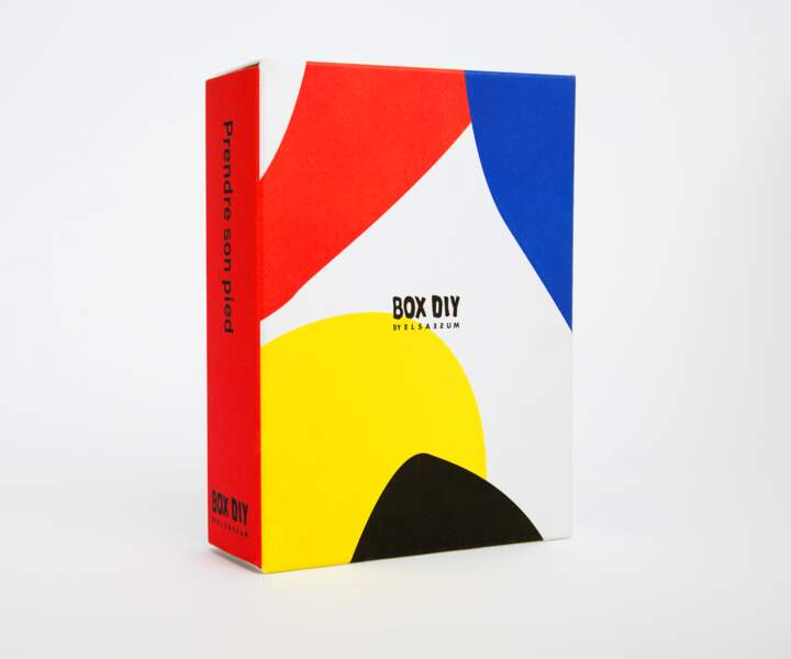 Tendance DIY : Box DIY Elsa Muse, 27,90 euros l'unité