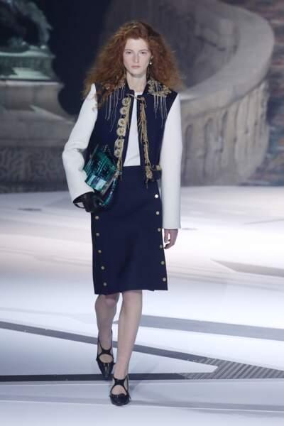 Fashion Week : défilé Louis Vuitton