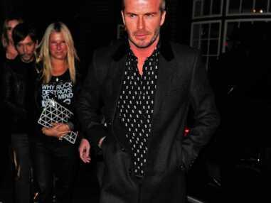 Les stars sur leur 31 pour David Beckham !