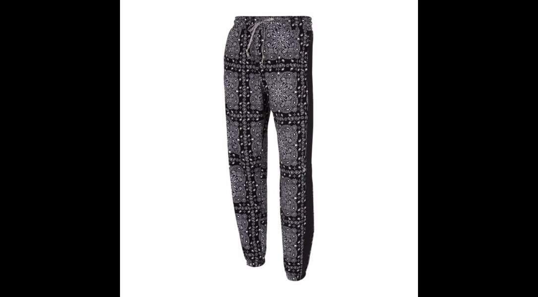Pantalon jogging Converse x Miley Cyrus, exclu Foot Locker online, 49,99 euros