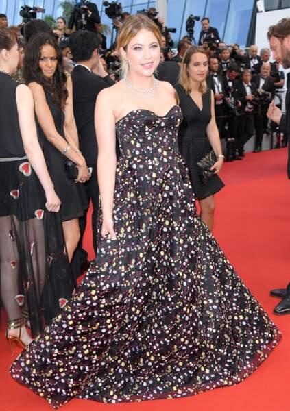 Cannes - Montée des Marches pour le 70ème anniversaire : Ashley Benson