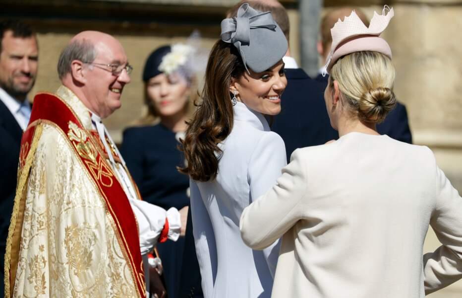 Toute la famille royale (ou presque) était présente
