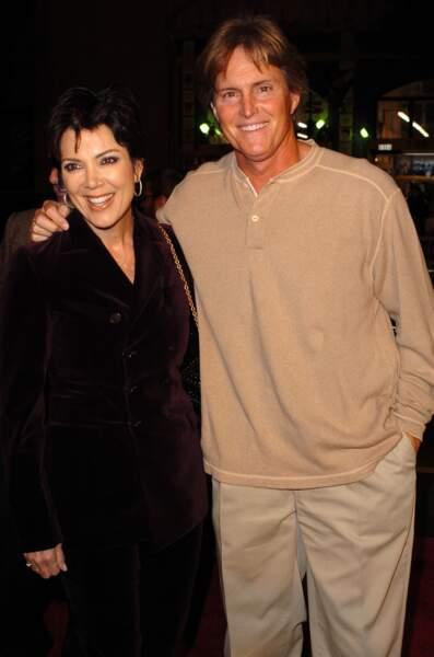 2004 : Kris Jenner toujours égale à elle-même