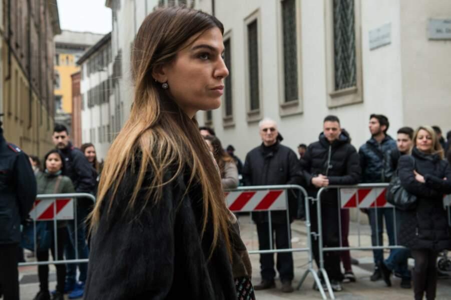 Messe hommage à Franca Sozzani : Bianca Brandolini d'Adda