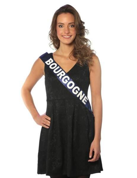 Miss Bourgogne - Marie Reintz, 22 ans, 1m79