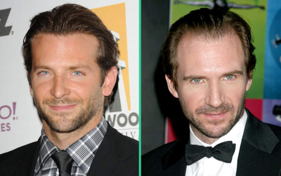 Bradley Cooper et Ralph Fiennes